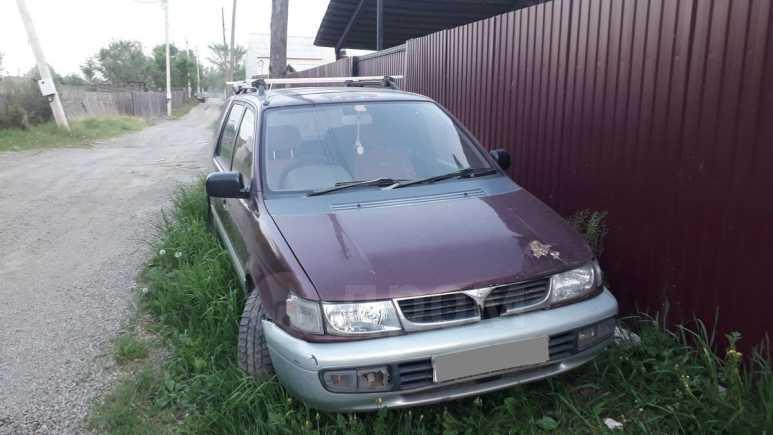 Mitsubishi Chariot, 1995 год, 80 000 руб.