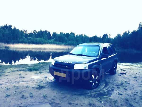 Land Rover Freelander, 2002 год, 280 000 руб.