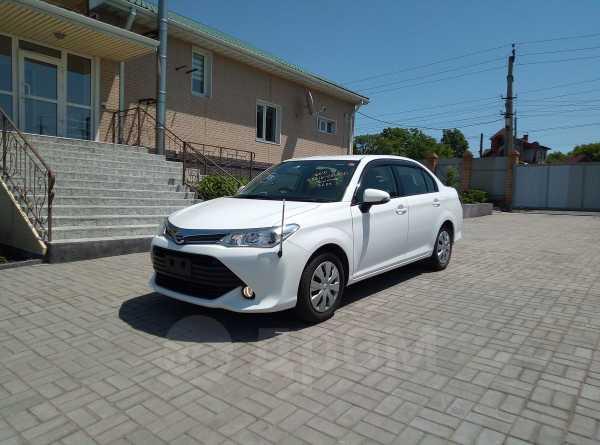 Toyota Corolla Axio, 2017 год, 655 000 руб.