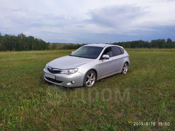 Subaru Impreza, 2008 год, 345 000 руб.
