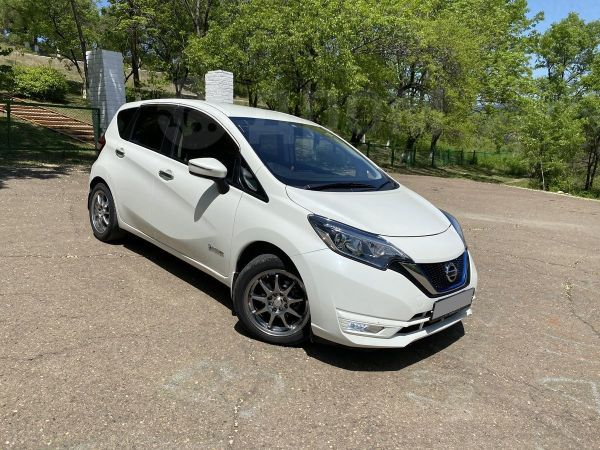 Nissan Note, 2017 год, 620 000 руб.