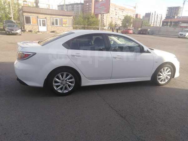 Mazda Mazda6, 2012 год, 770 000 руб.