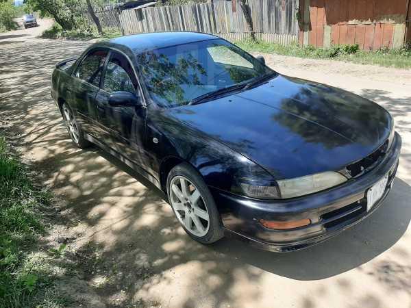 Toyota Carina ED, 1994 год, 120 000 руб.
