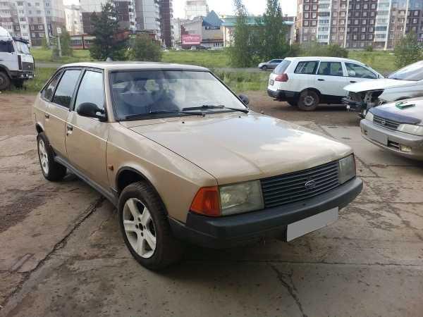 Москвич 2141, 1991 год, 85 000 руб.