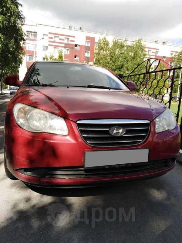 Hyundai Elantra, 2007 год, 280 000 руб.