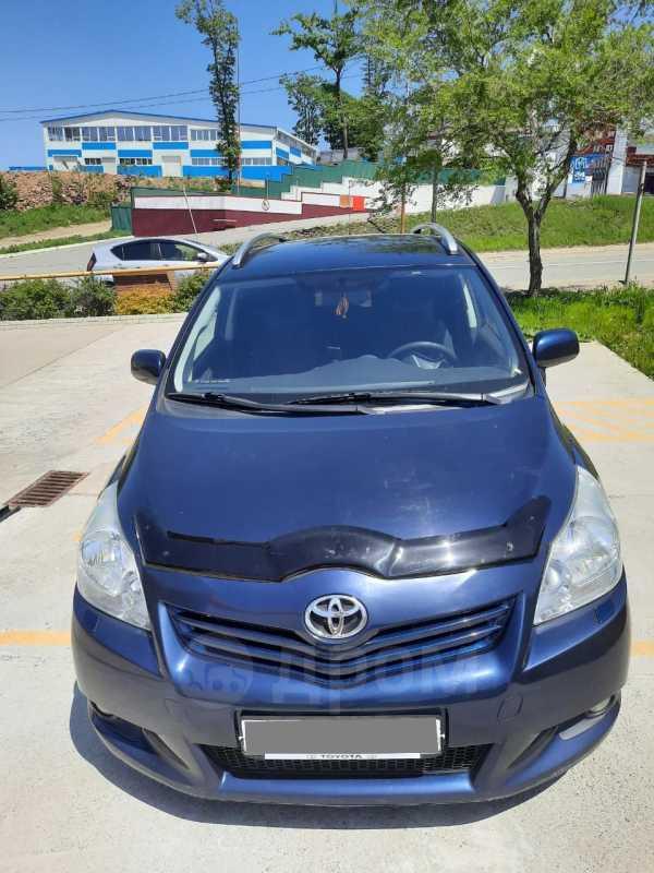 Toyota Verso, 2011 год, 580 000 руб.