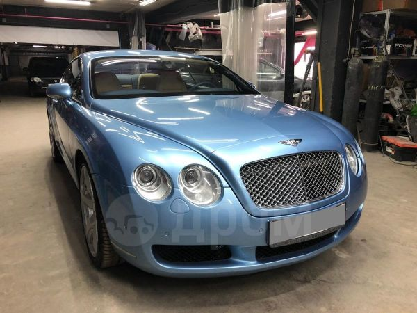 Bentley Continental GT, 2005 год, 2 250 000 руб.