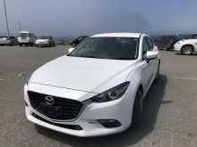 Владивосток Mazda Axela 2017