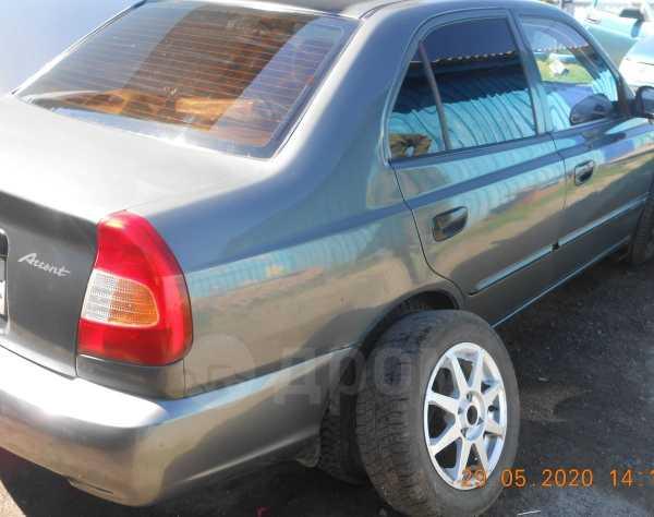 Hyundai Accent, 2006 год, 165 000 руб.