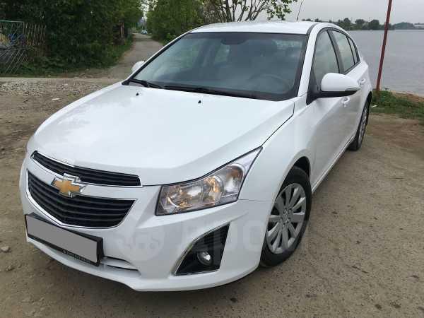 Chevrolet Cruze, 2014 год, 485 000 руб.