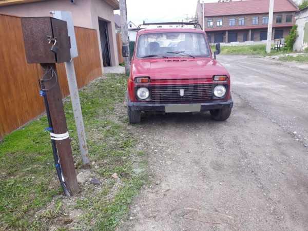 Лада 4x4 2121 Нива, 1994 год, 59 000 руб.
