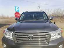 Томск Land Cruiser 2013