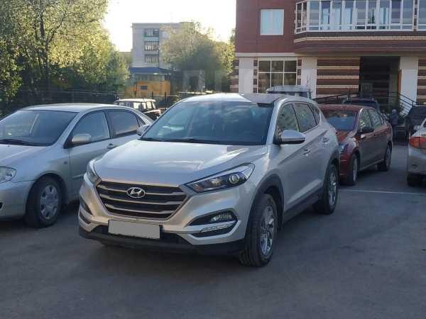 Hyundai Tucson, 2016 год, 1 180 000 руб.
