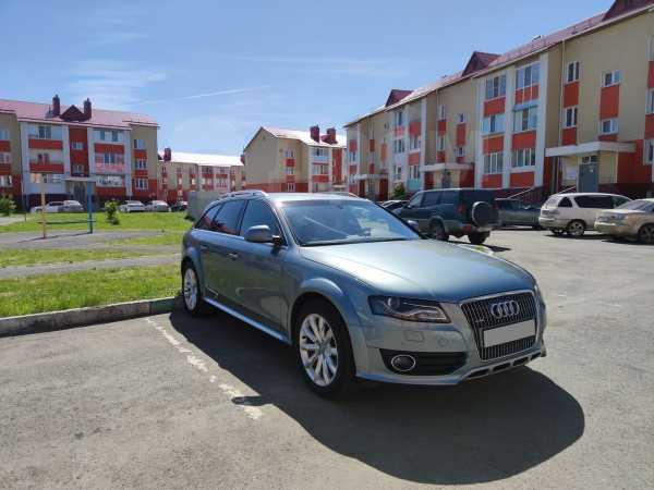 Audi A4 allroad quattro, 2009 год, 900 000 руб.