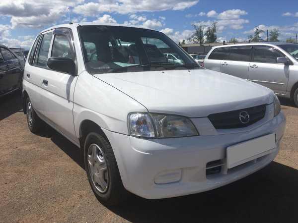Mazda Demio, 2001 год, 197 000 руб.