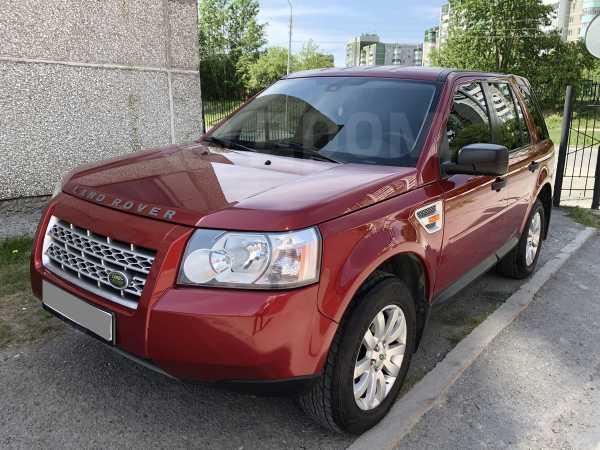 Land Rover Freelander, 2008 год, 590 000 руб.