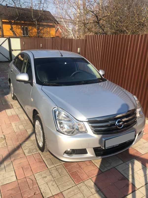 Nissan Almera, 2014 год, 438 000 руб.