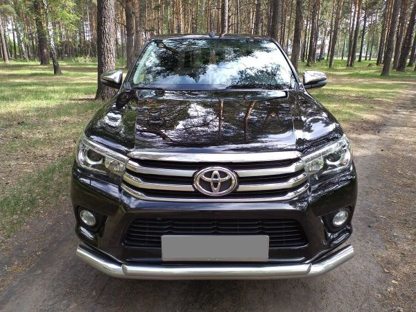 Toyota Hilux Pick Up, 2018 год, 2 350 000 руб.