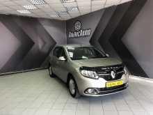 Иркутск Renault Logan 2016