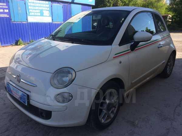 Fiat 500, 2008 год, 460 000 руб.
