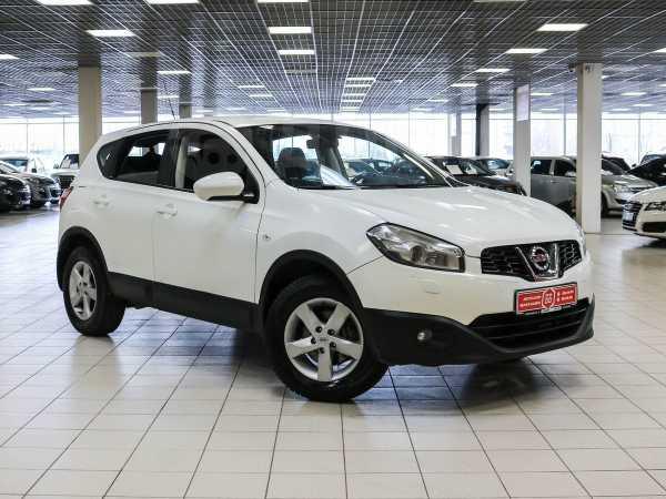 Nissan Qashqai, 2012 год, 574 900 руб.