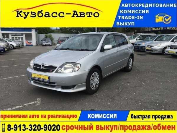 Toyota Allex, 2001 год, 289 000 руб.
