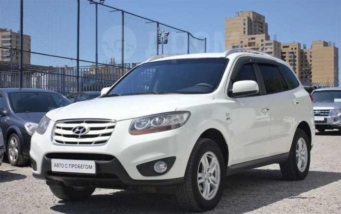 Hyundai Santa Fe, 2010 год, 815 000 руб.