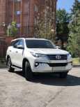 Toyota Fortuner, 2017 год, 2 370 000 руб.