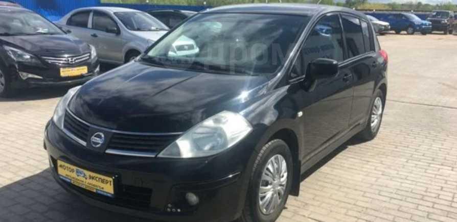 Nissan Tiida, 2008 год, 335 000 руб.