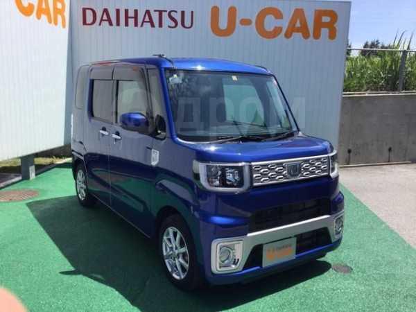 Daihatsu Wake, 2016 год, 655 840 руб.