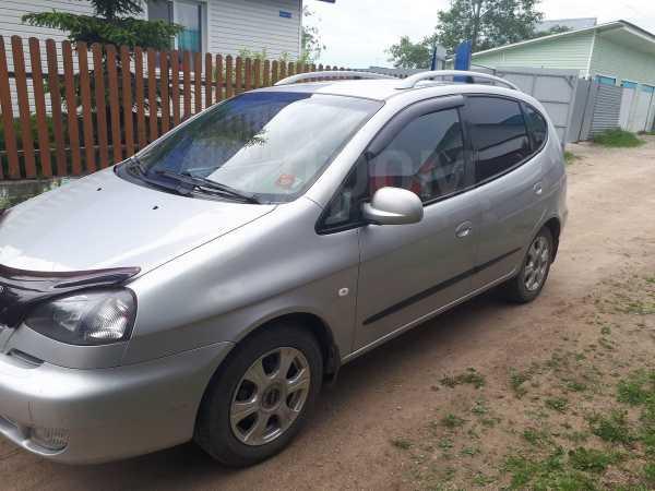 Chevrolet Rezzo, 2008 год, 310 000 руб.