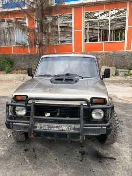 Екатеринбург 4x4 2131 Нива 2001