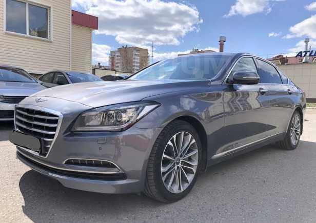 Hyundai Genesis, 2014 год, 1 090 000 руб.