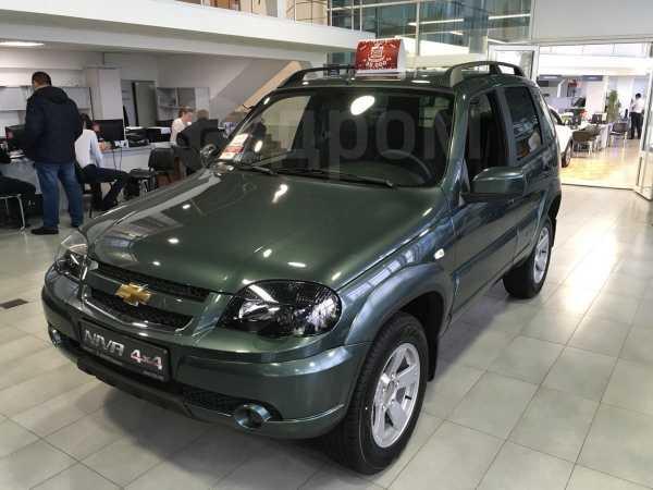 Chevrolet Niva, 2020 год, 803 000 руб.