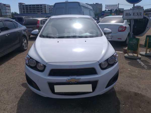 Chevrolet Aveo, 2015 год, 440 000 руб.