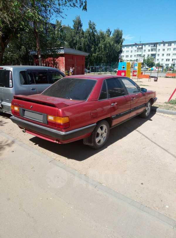 Audi 100, 1985 год, 60 000 руб.