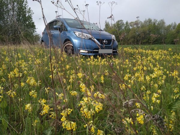 Nissan Note, 2016 год, 930 000 руб.