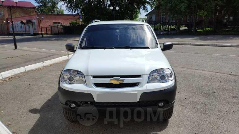 Chevrolet Niva, 2015 год, 540 000 руб.
