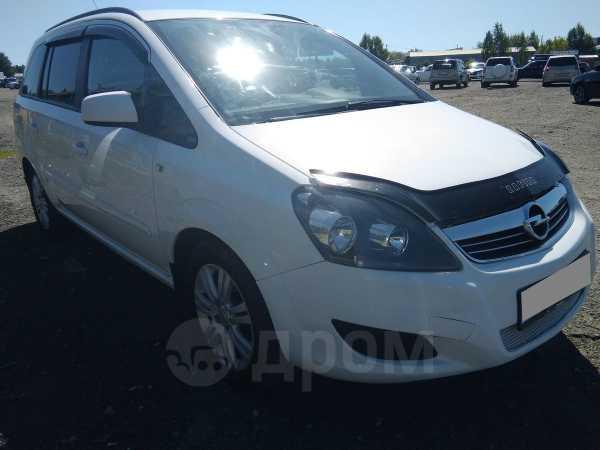 Opel Zafira, 2012 год, 515 000 руб.