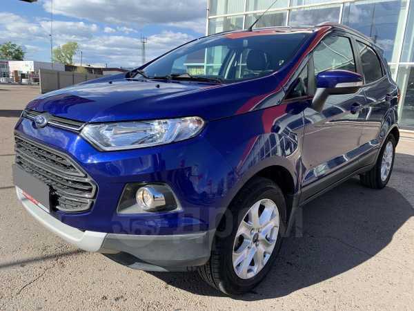 Ford EcoSport, 2014 год, 665 000 руб.