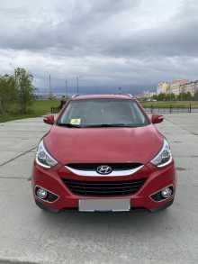 Новый Уренгой Hyundai ix35 2015