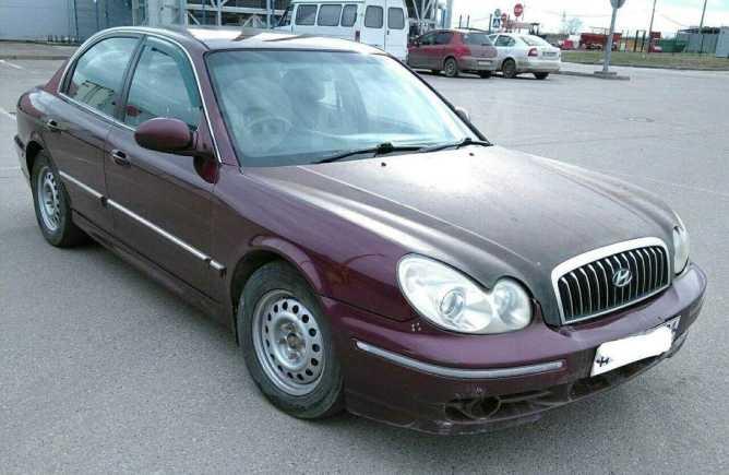 Hyundai Sonata, 2003 год, 165 000 руб.