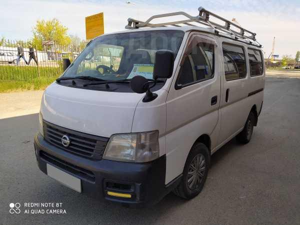 Nissan Caravan, 2001 год, 425 000 руб.