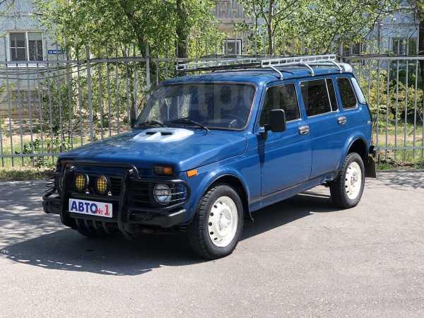 Лада 4x4 2131 Нива, 2002 год, 100 000 руб.