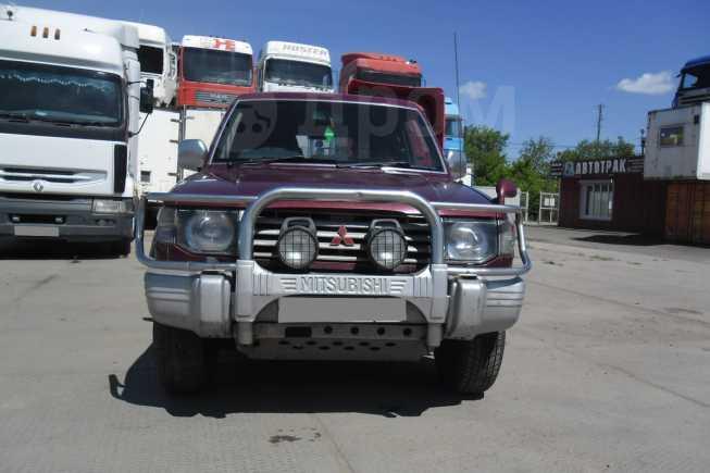 Mitsubishi Pajero, 1992 год, 215 000 руб.