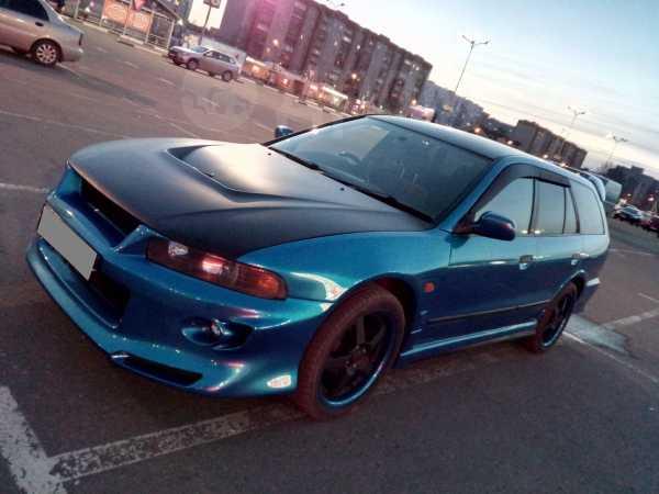Mitsubishi Legnum, 1998 год, 245 000 руб.