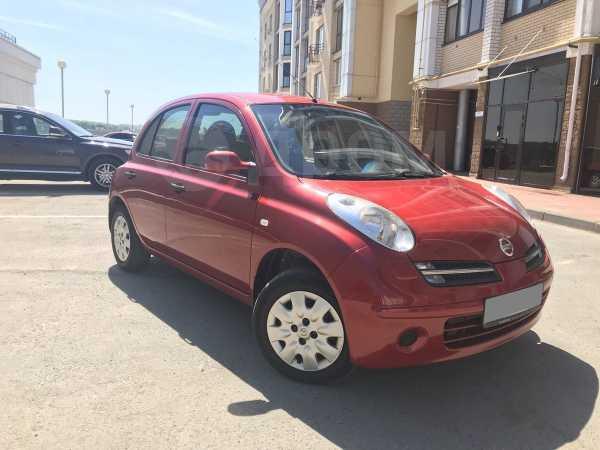 Nissan Micra, 2007 год, 320 000 руб.