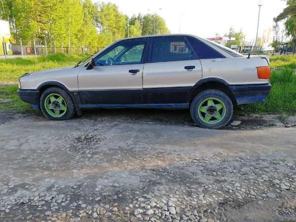 Audi 80, 1987 год, 27 000 руб.