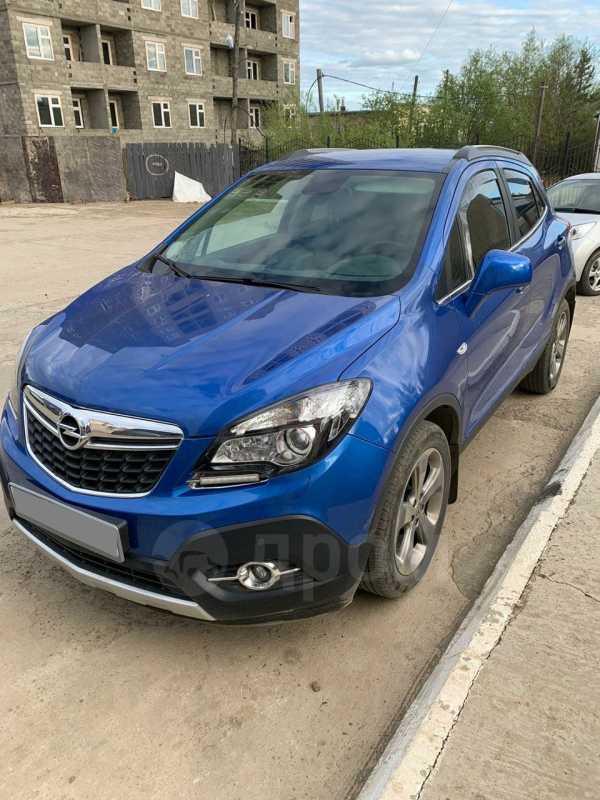 Opel Mokka, 2012 год, 800 000 руб.