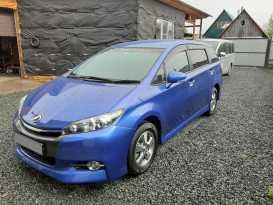 Чита Toyota Wish 2012